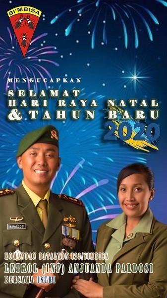 Komandan Bataliyon 125/simbisa
