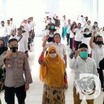 Para peserta yang hadir